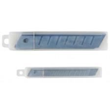 Леза для канцелярських ножів Buromax 18 мм 10 шт. (BM.4691)
