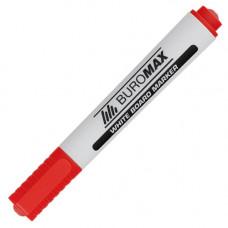 Маркер Buromax для сухостиральних дошок Червоний 2-4 мм (BM.8800-05)