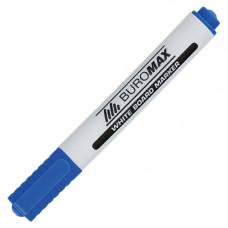 Маркер Buromax для сухостиральних дошок Синій 2-4 мм (BM.8800-02)