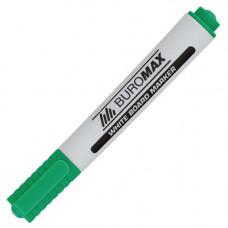 Маркер Buromax для сухостиральних дошок Зелений 2-4 мм (BM.8800-04)