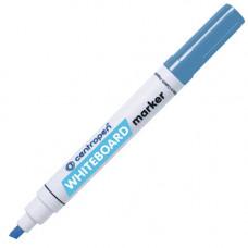 Маркер Centropen для сухостиральних дошок Синій 1-4.6 мм (8569/03)