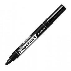 Маркер для фліпчартів Centropen Flipchart Чорний 1-4.6 мм (8560/01)