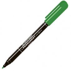Маркер перманентний Centropen 1 мм Зелений (2846/04)