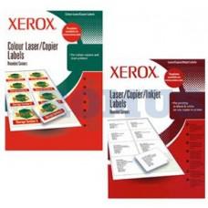 Набір етикеток самоклеючих Xerox 210х297 мм (003R97400)