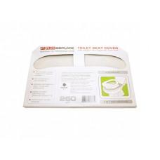 Накладки гігієнічні на сидіння унітазу PRO service 250 шт. (31200100)