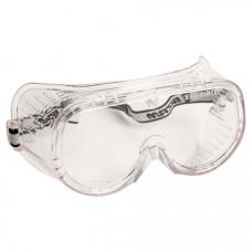 Окуляри захисні Sizam Vision 2610 закриті Прозорі (35054)