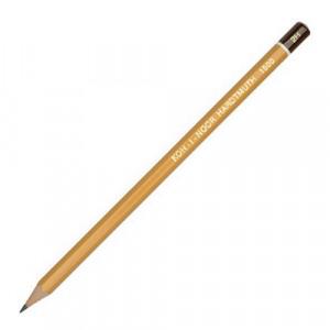 Олівець чорнографітний Koh-i-Noor 2H (1500.2H)