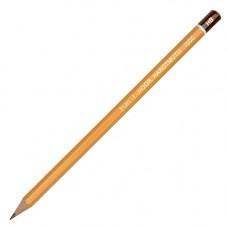 Олівець чорнографітний Koh-i-Noor HB (1500.HB)