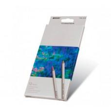 Олівці кольорові Marco Raffiner 12 кольорів (7100-12CB)