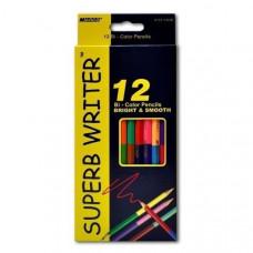 Олівці кольорові Marco Superb Writer 24 кольори (4110-12СB)