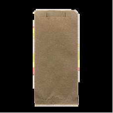 Пакет 29х10х4 см бурий (742301_)