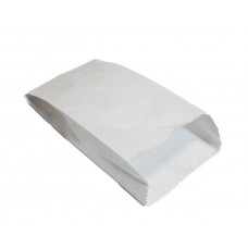 Пакет для сендвічів 23х10х4 см білий (98743_)