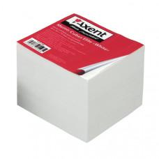 Папір для нотаток Axent Elite White Непроклеєний 90х90 мм 740 аркушів Білий (8008-A)