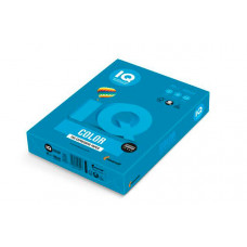 Папір кольоровий IQ Color A4 160г/м2 250 аркушів Темно-синій (DB49/A4/160/IQ)