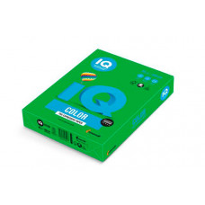 Папір кольоровий IQ Color A4 160г/м2 250 аркушів Темно-зелений (DG47/A4/160/IQ)