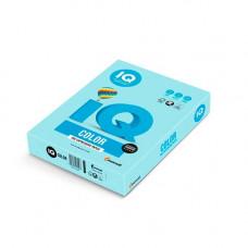 Папір кольоровий IQ Color A4 160 г/м2 250 аркушів Блакитний (MB30/A4/160/IQ)