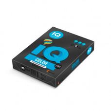 Папір кольоровий IQ Color A4 160 г/м2 250 аркушів Чорний (B100/A4/160/IQ)