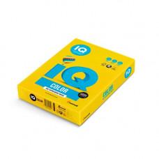 Папір кольоровий IQ Color A4 160 г/м2 250 аркушів Гірчичний (IG50/A4/160/IQ)