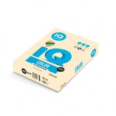Папір кольоровий IQ Color A4 160 г/м2 250 аркушів Кремовий (CR20/A4/160/IQ)