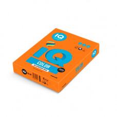 Папір кольоровий IQ Color A4 160 г/м2 250 аркушів Помаранчевий (OR43/A4/160/IQ)
