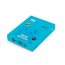 Папір кольоровий IQ Color A4 160 г/м2 250 аркушів Світло-синій (AB48/A4/160/IQ)
