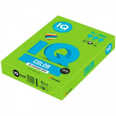 Папір кольоровий IQ Color A4 160 г/м2 250 аркушів Зелена липа (LG46/A4/160/IQ)