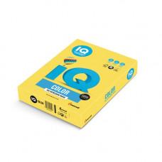 Папір кольоровий IQ Color A4 160 г/м2 250 аркушів Канарково-жовтий (CY39/A4/160/IQ)