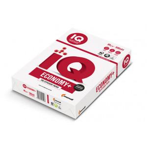 Папір офісний IQ Economy+ A4 80 г/м2 клас B 500 аркушів (458953)