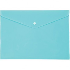 Папка-конверт на кнопці Axent Pastelini A4 М'ятна (1412-18-A)