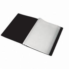 Папка пластикова Romus A4 30 файлів Чорна (R207016)
