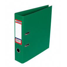 Папка-реєстратор Romus Lux archive А4 70 мм Зелена (R883543)