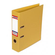 Папка-реєстратор Romus Lux archive А4 70 мм Жовта (R883536)