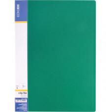 Папка з притиском Economix A4 Зелена (E31202-04)