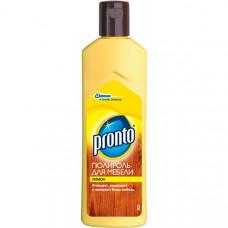 Поліроль для меблів Pronto Лимон 300 мл (00511)