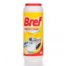 Порошок для чищення Bref лимон+сода 500 г (54953)