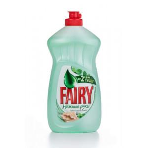 Рідина для миття посуду Fairy Чайне дерево 500 мл (395237)