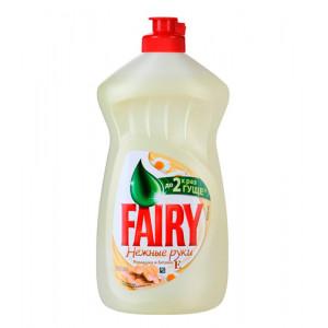 Рідина для миття посуду Fairy Ромашка та вітамін Е 500 мл (477728)