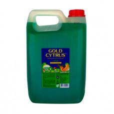 Рідина для миття посуду Gold Cytrus Лайм 5 л (7000226)