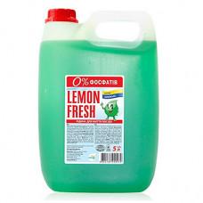 Рідина для миття посуду Lemon Fresh Лайм 5 л (7000172)