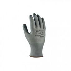 Робочі рукавиці Doloni D-Oil 4576 з нітриловим покриттям 2 шт (4576сір)