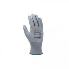 Робочі рукавички Doloni з поліуретановим покриттям р.8 2 шт (4570)