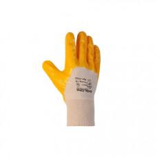 Робочі рукавиці Doloni D-Oil 4523 з нітриловим покриттям 2 шт (4523)