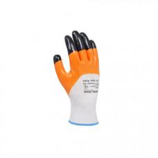 Робочі рукавиці Doloni D-oil з нітриловим покриттям 2 шт (4564)