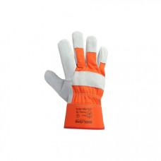 Робочі рукавиці Doloni D-power комбіновані 2 шт (4573)