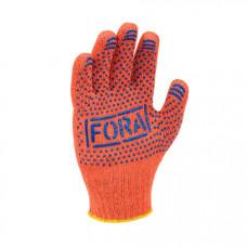 Робочі рукавиці Doloni Fora 15300 з ПВХ 7 клас 2 шт (15300)