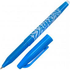 Ручка гелева пиши-стирай Hiper Zebra Синя 0.5 мм (HG-220 син)