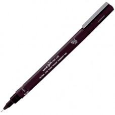 Ручка лайнер Uni Pin Fine Line Чорна 0.05 мм (PIN005-200.Black)