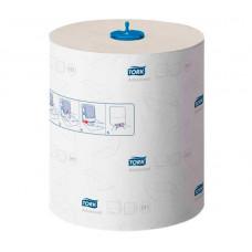 Рушники паперові Tork Advance двошарові 1 рулон Білі (290067)