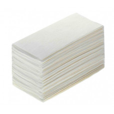 Серветки для диспенсера Інпак 17х17 см 250 шт. Білі (840035)