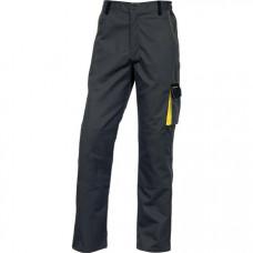 Штани робочі Delta Plus D-mach Сіро-жовті (DMPANGJGT)